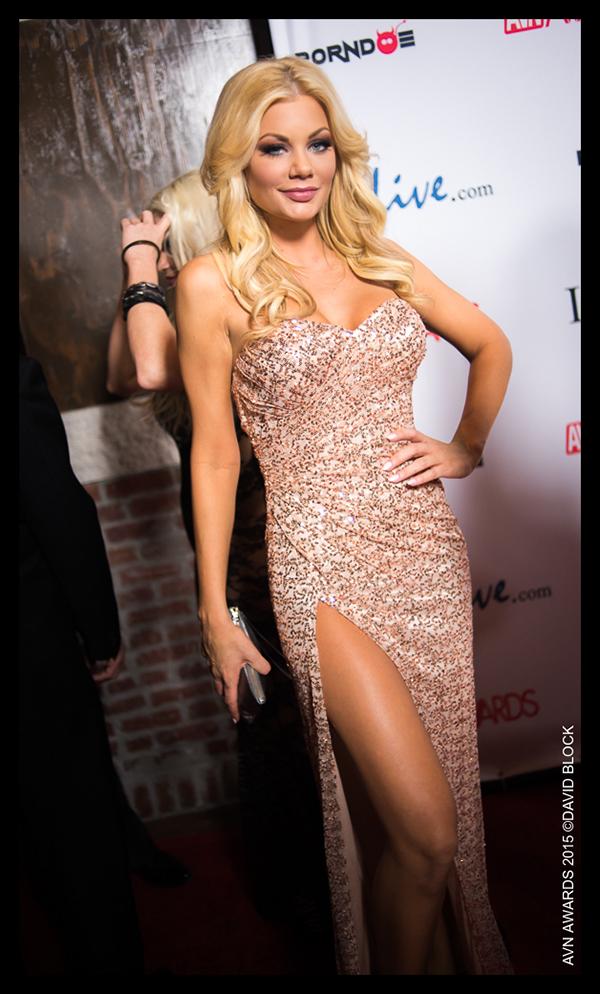Stormy Daniels at AVN Awards in Las Vegas 01/27/2018