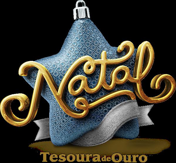 Natal Tesoura de Ouro by Bruno Braga Guimarães