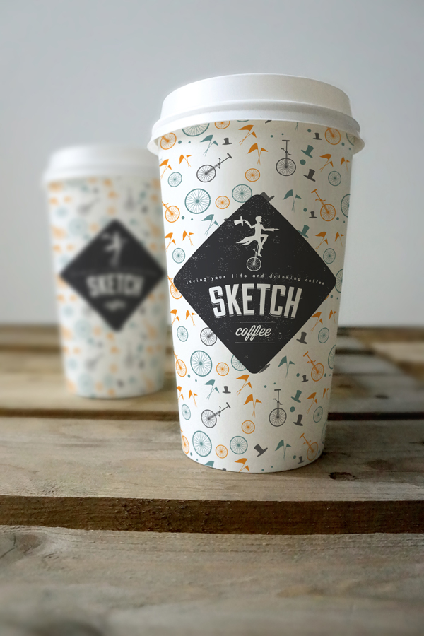 Coffee Cup Branding Mockup On Behance