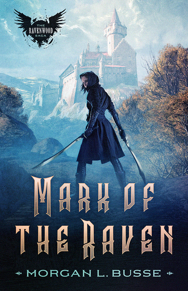 Image result for mark of the raven book cover