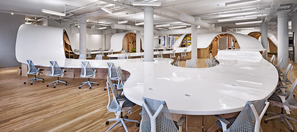 The Barbarian Group New York offices