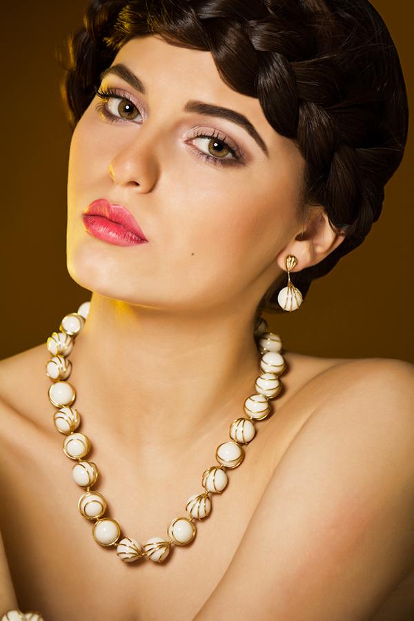 Model   ANA SARMENTO Makeup Artist   SORAIA VILELA Photography Assistant   ANDRÉ SANTOS Jewels   'AFFAIRE JEWELLERY - 24f3004cbca6c8c99141b9a38b27345a