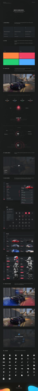 Radmir Horizon / UI Redesign