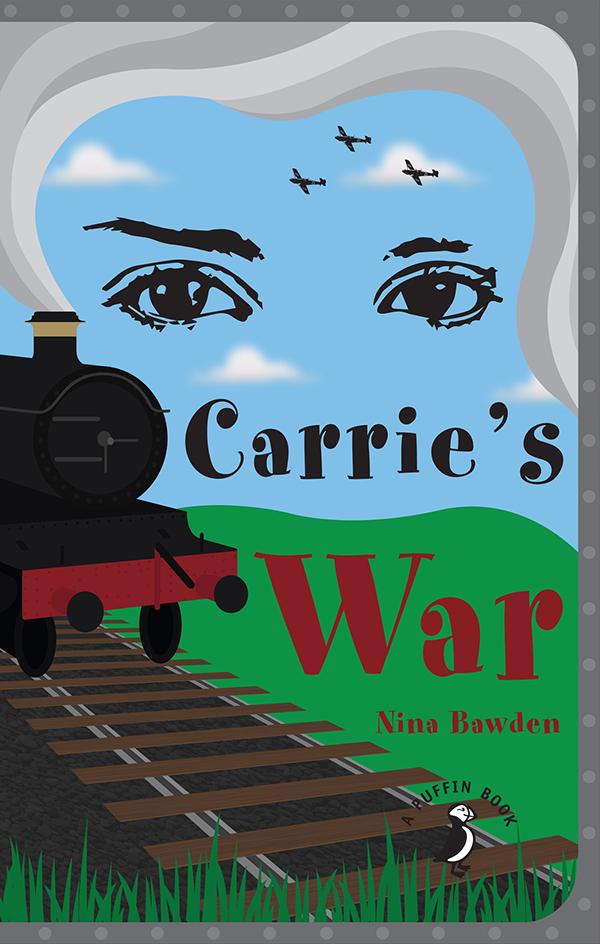 Penguin Book Cover Carrie S War : Carrie s war book illustration jake warrilow