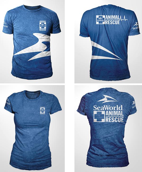 Aaa San Antonio >> SeaWorld Parks & Entertainment: Print on Behance