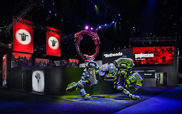E3 2013: Bethesda Softworks on Behance
