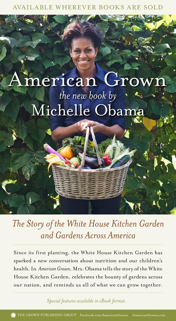 Print Advertising Michelle Obama On Behance