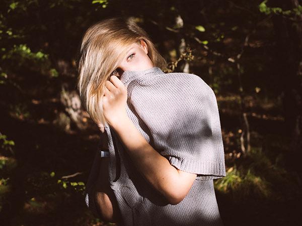 girl portrait Nature
