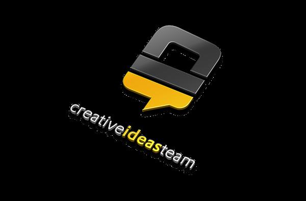 Creative Team Logo Creative Ideas Team Logo on