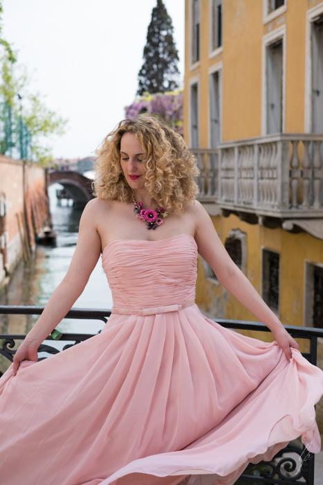 Lori Patrick portrait Destination Portrait venice italy