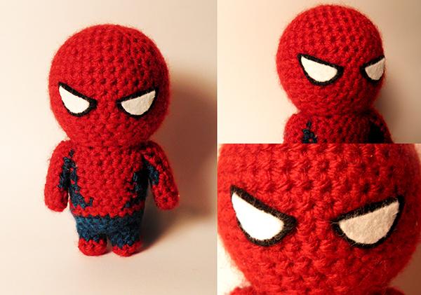 amirugumi superheroes iron man superman spiderman Hulk batman captain america