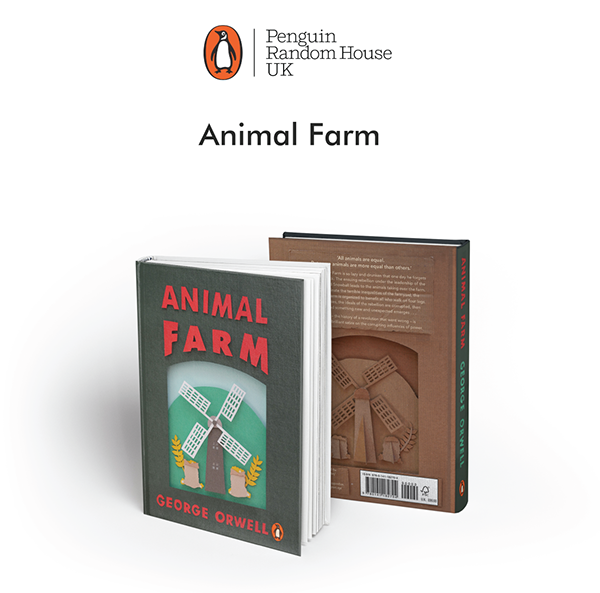 Animal Farm Penguin Book Cover Competition On Student Show