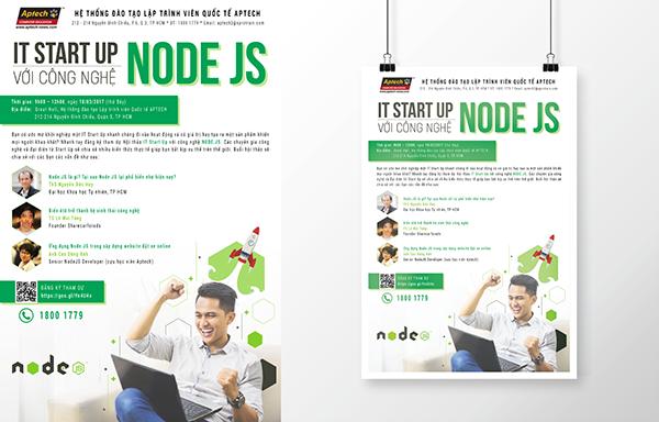 IT Start Up Voi Cong Nghe NODE JS Aptech Computer Education