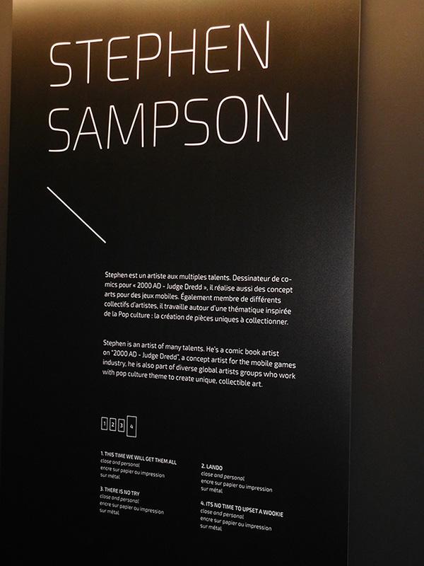 Star Wars An Art Odyssey On Wacom Gallery