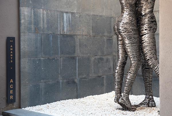 escultura arquitectura