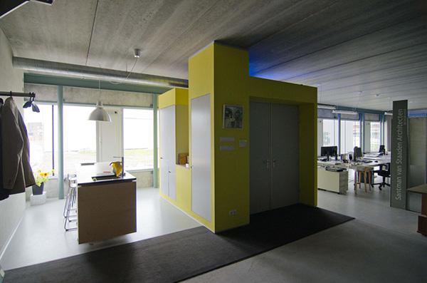 kantoor woning