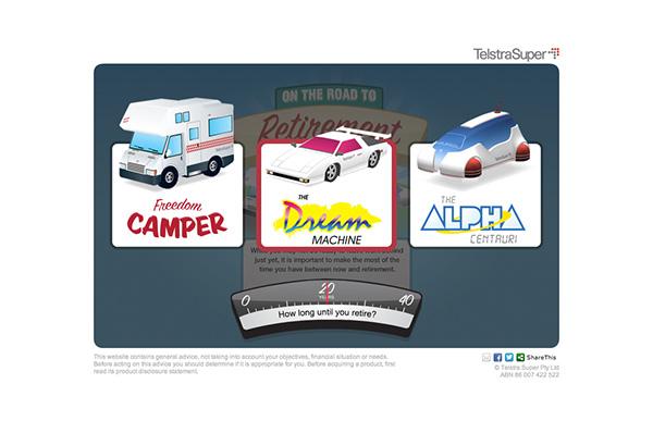 3D interactive Flash brochure