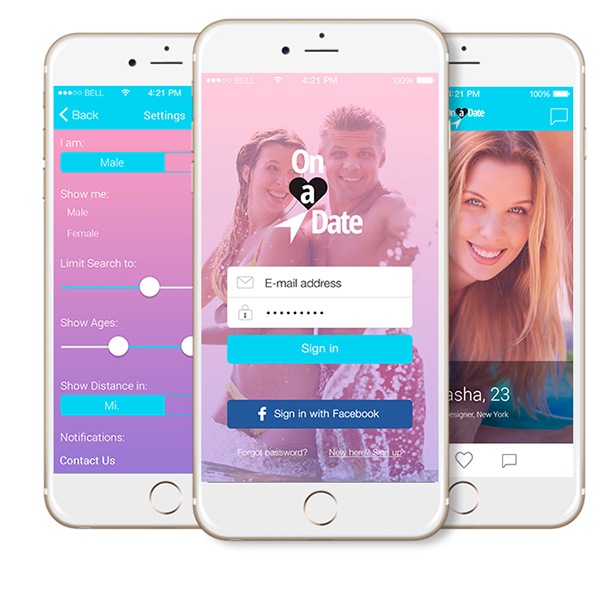 dating on iphone app