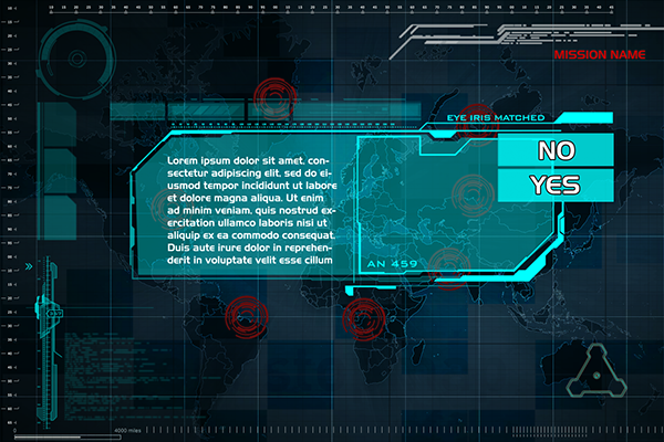 Sector 9 Ios Game Ui Map Screen On Behance