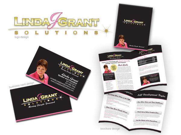 Business collateral design on behance colourmoves
