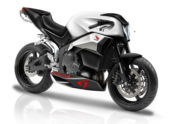Cbr 600 Rr Replacement Body Kit On Behance