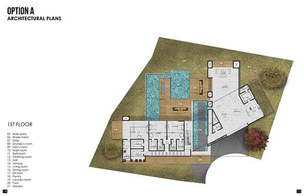 Cyprus House On Behance