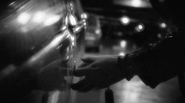 video car carjacked fiction black White colombia bogota