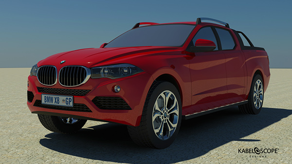 Image Gallery 2016 Bmw X8
