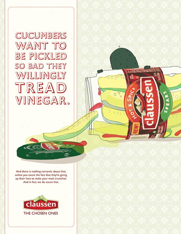 pickles, illustrations,Food