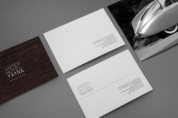 Logo Design  hotel identity  print design  visit cards  posters  web design