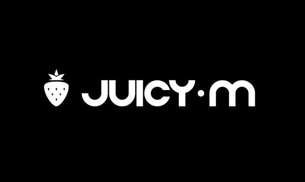 DJ Juicy M logo design on Behance