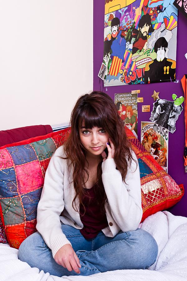 ross caldwell portrait portaiture teenager Australian messages message