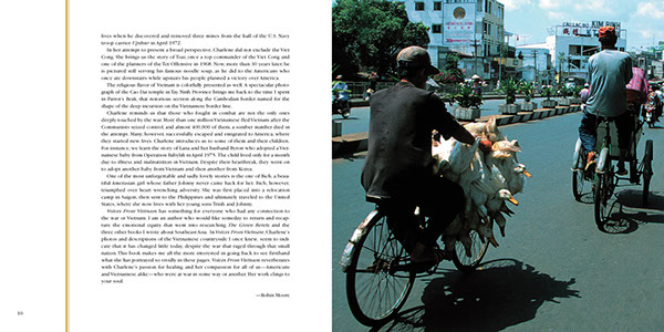 book publishing history vietnam photo retouch prepress Coffee Table Books