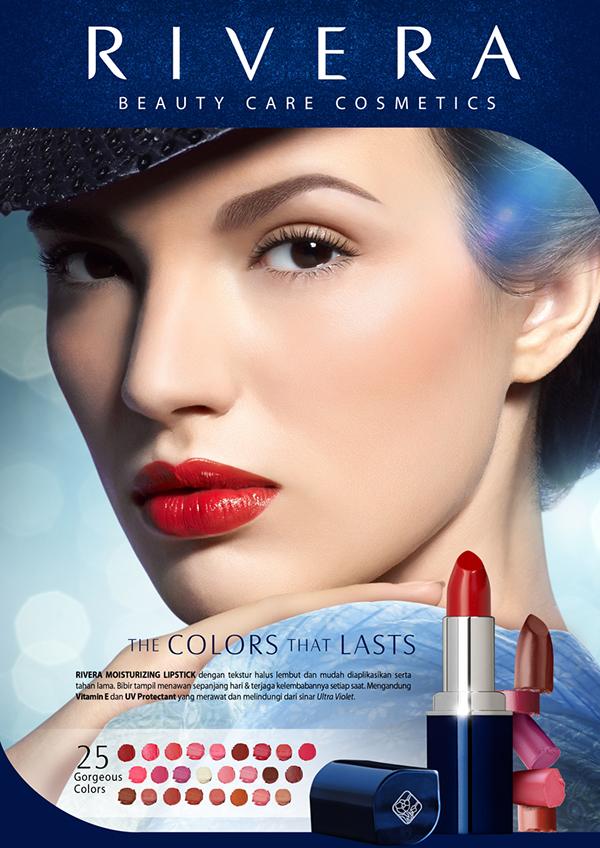 Print Ads Cosmetics