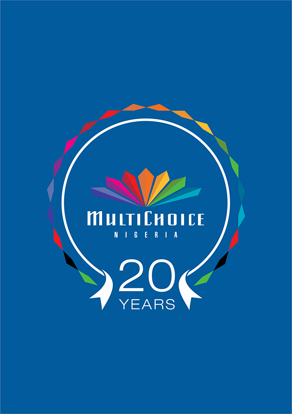 Multichoice 20th anniversary logo design competition on behance altavistaventures Image collections