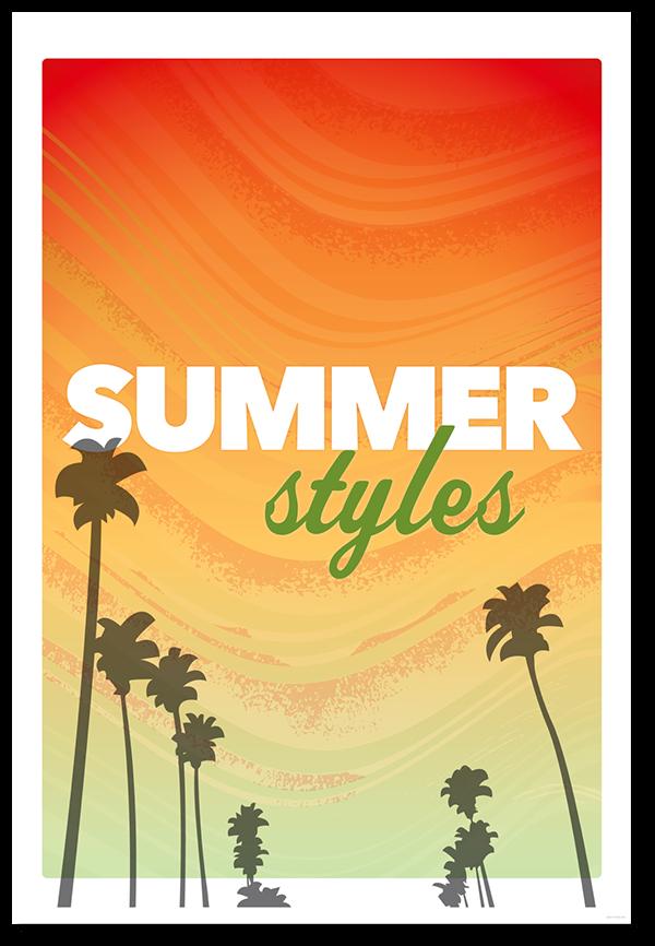 Patrick Giroux summer Payless shoes beach surfboard palm Ocean