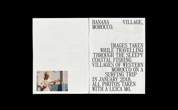 Banana Village, Morocco