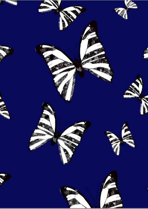 repeats for interiors butterflies surface design