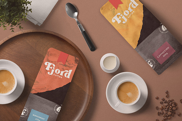 FJORD COFFEE - Package Design