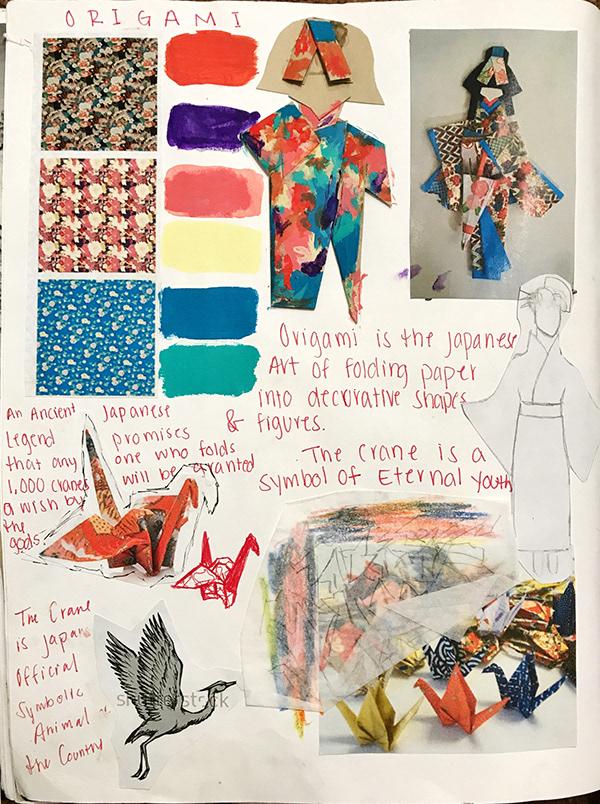 Freshman Fashion Design Research On Philau Portfolios