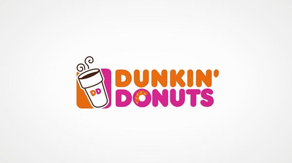Dunkin' Donuts Logo Animation on Behance
