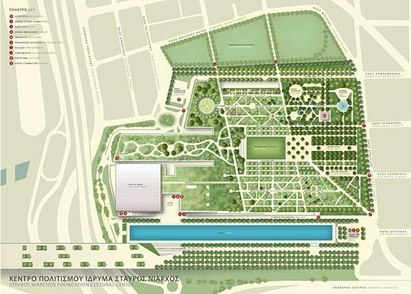 New York Botanical Garden Overall Map. Cu0026G Partners LLC 2014