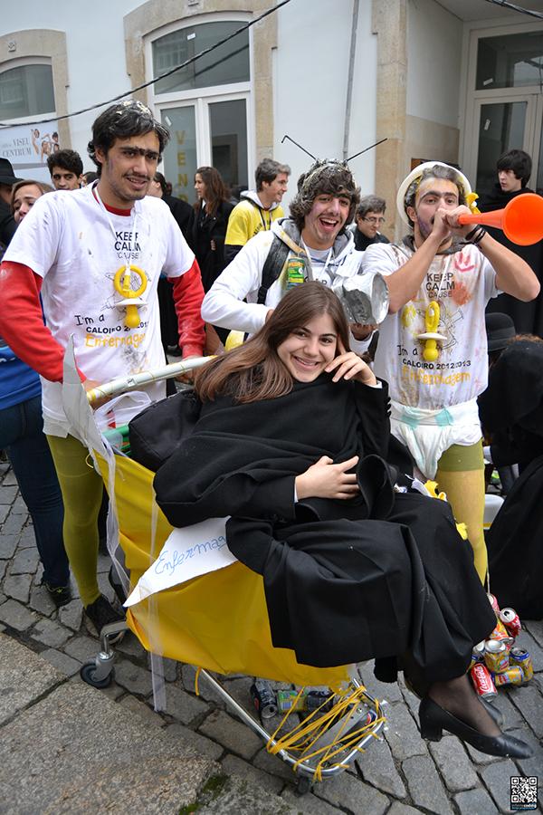 caloirada alunos Students Latada desfile alegria