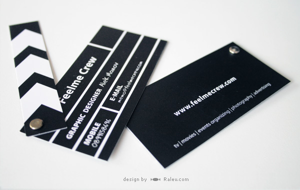 Business cards design feelme crew on behance in 2008 we were approached to create business card design for the crew we decided to play with the shape so that our design could pop out better colourmoves