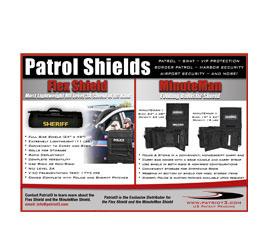 Patriot3,defense contractor,body armor,shield,law enforcement,Military,police