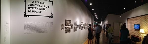 Exhibition  figure one Champaign art design