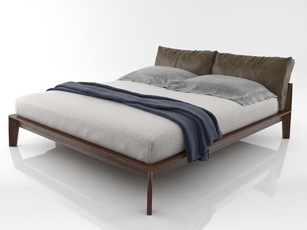 Molteni c wish bed on behance - Divano letto oz molteni prezzo ...