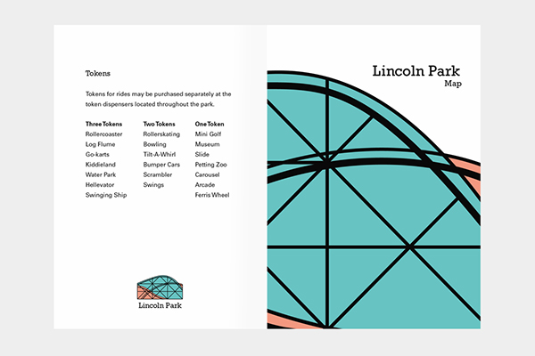 logo Web user interface Illustrator Pen tool map map design Guide Kiosk wayfinding package popcorn ice cream stamp