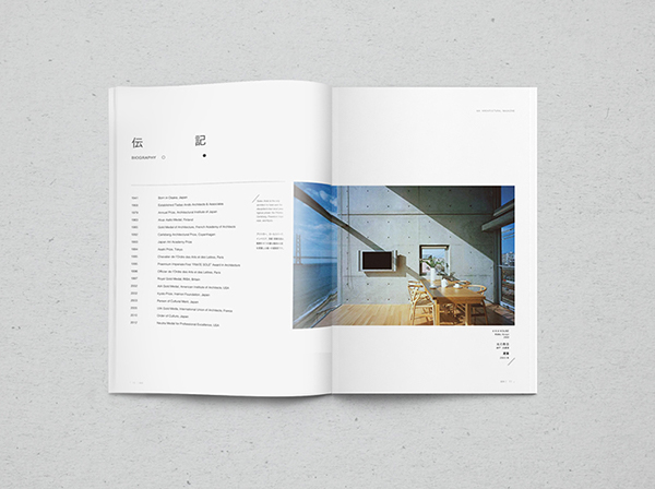 MA Architectural Magazine by Lee Marcus