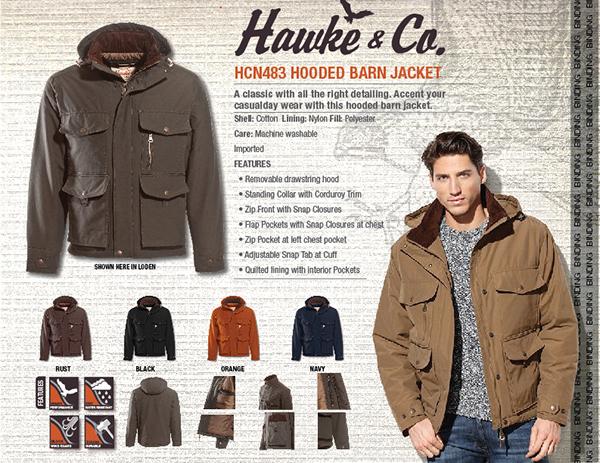 Smith Design,hawke & co.,catalogs,templates